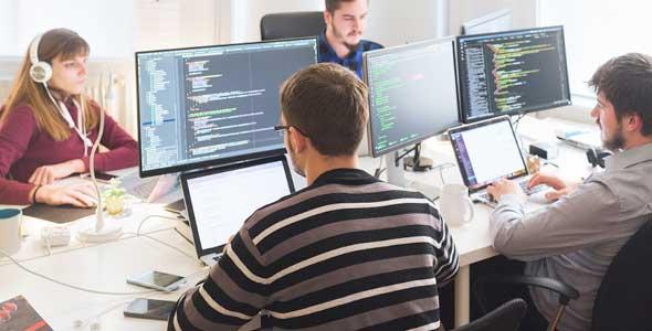 Empresa de diseño de Software